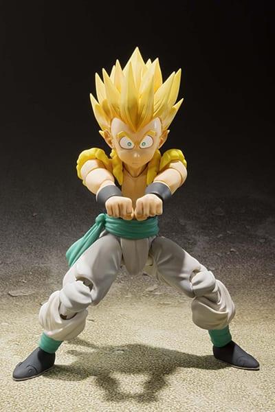 Figuarts Dragon Ball Z Super Saiyan Gotenks Action Figure USA IN STOCK S.H