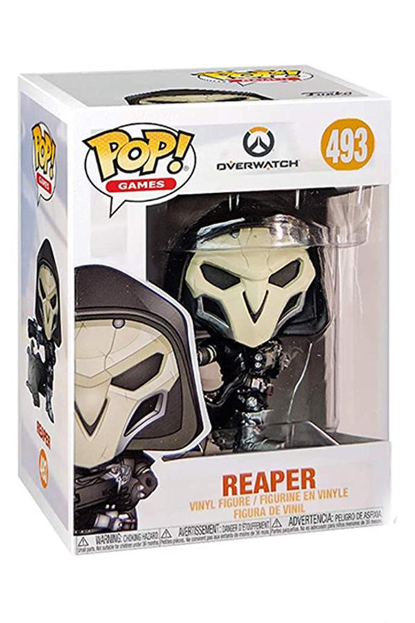 Funko Pop Reaper Games: Overwatch Wraith