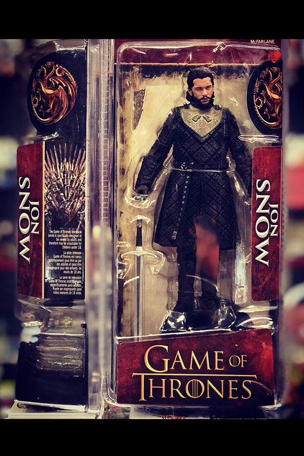 Game of Thrones McFarlane Toys Figurine 18 cm Jon Snow