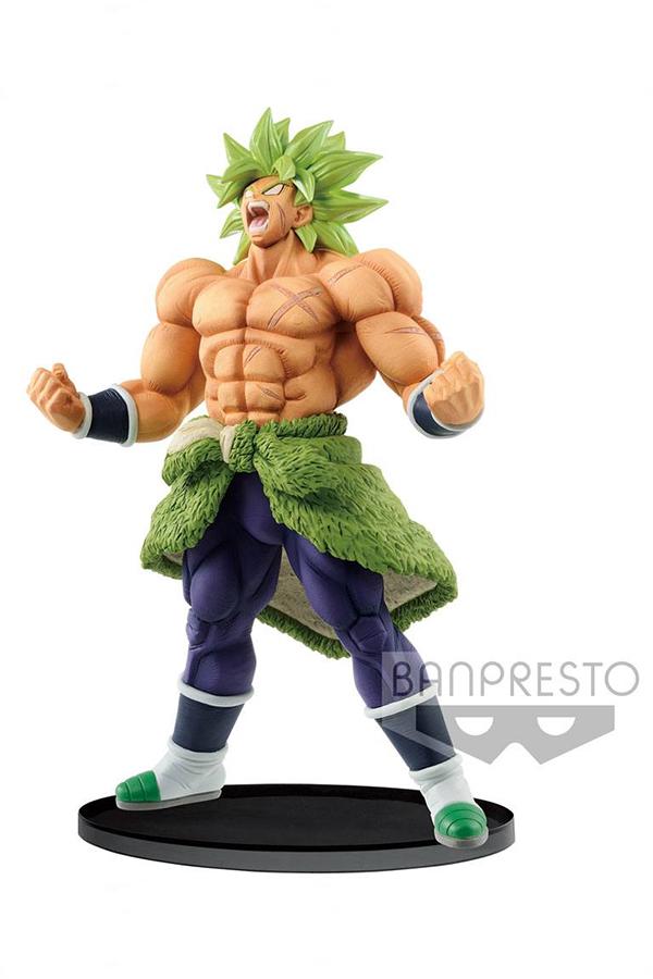 Dragon Ball Super BWFC PVC Statue Special Broly 19 cm