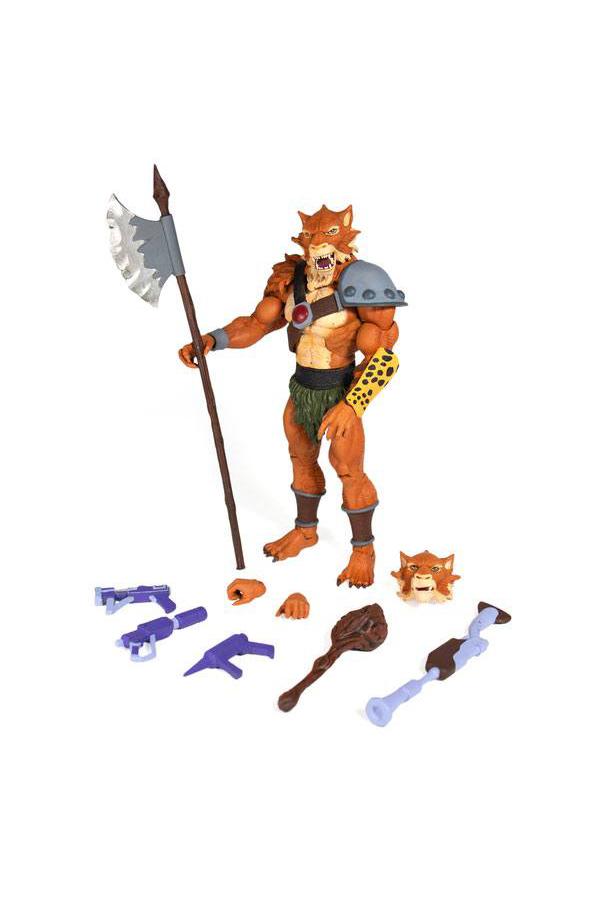 Thundercats Ultimates Action Figure Jackalman