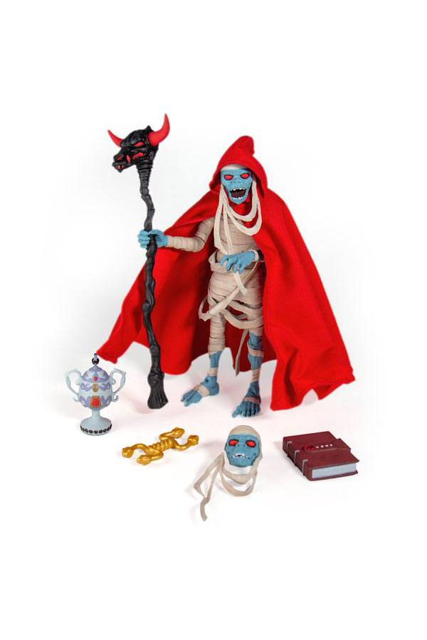 THUNDERCATS MUMM-RA THE EVER LIVING 10 cm Scale Action Figure