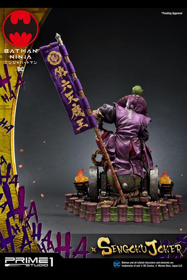 Prime 1 Studios Sengoku Joker Dx Ver Image 14