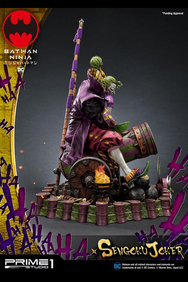 Prime 1 Studios Sengoku Joker Dx Ver Image 15