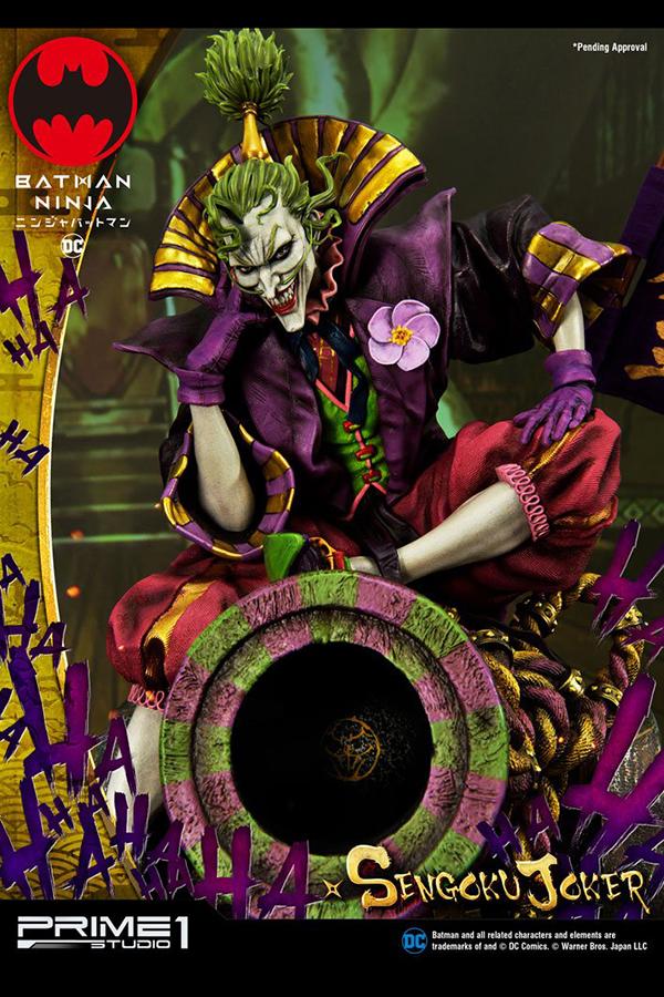 Prime 1 Studios Sengoku Joker Dx Ver Image 2