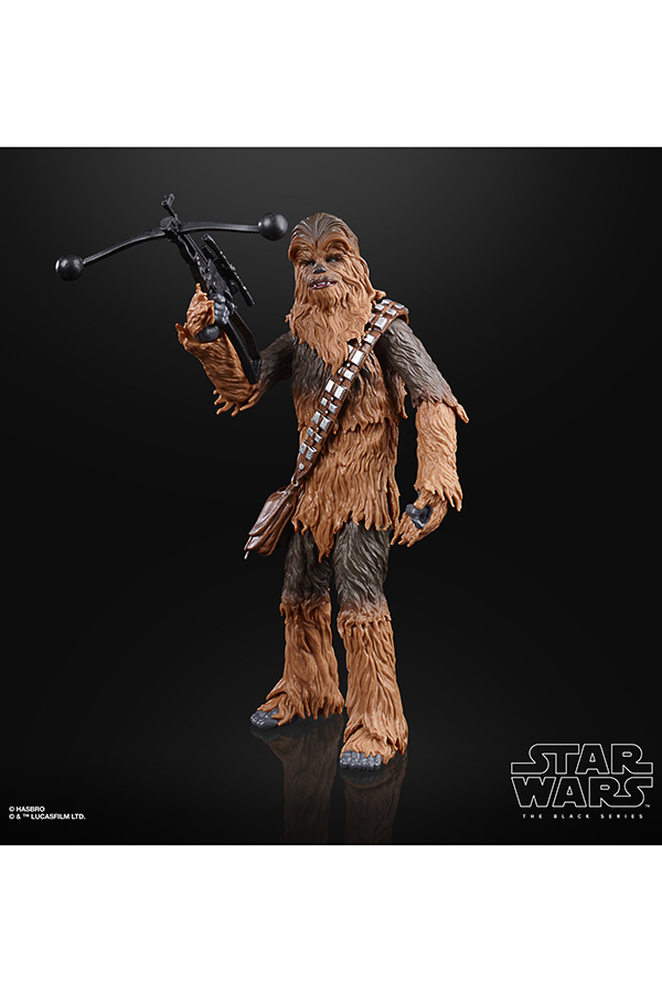 Black Series Chewbacca 3
