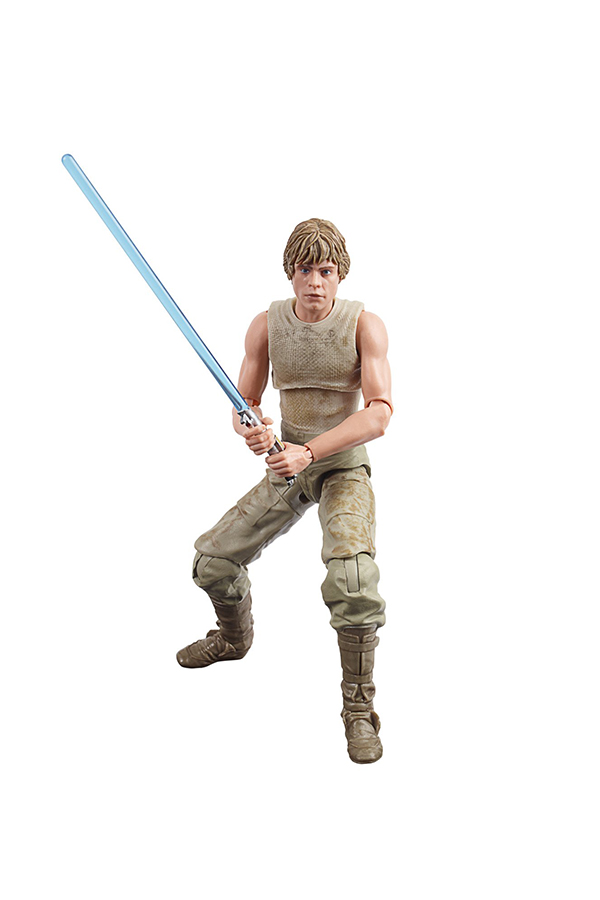 Black Series Dagobah Luke 1