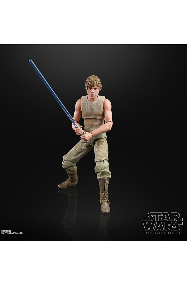Black Series Dagobah Luke 3