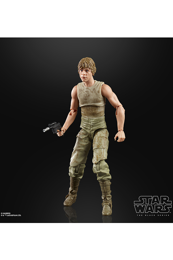 Black Series Dagobah Luke 7